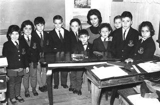 1965 ms anitas 1st form
